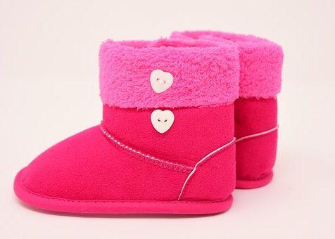 Odpowiednie buty dla dziecka