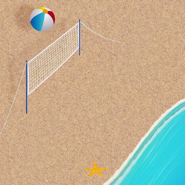 siatki sportowe do piłki plażowej