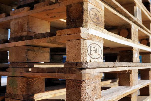 produkcja palet drewnianych jednorazowych