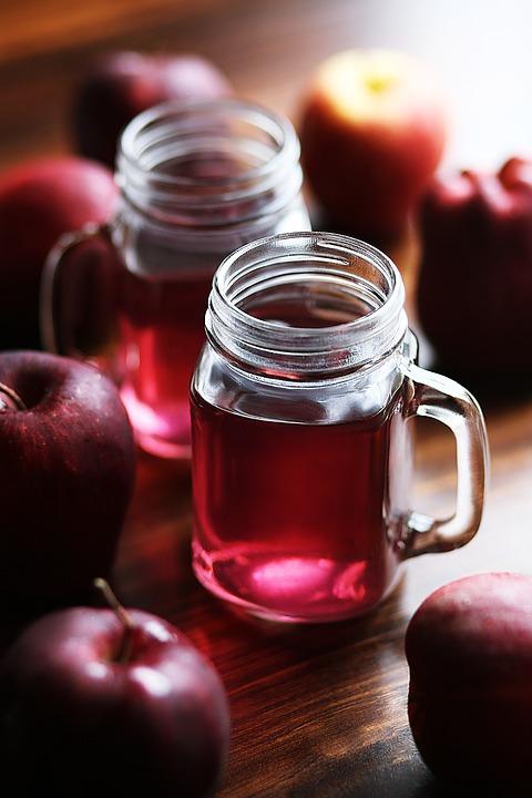 soki jabłkowe bez cukru