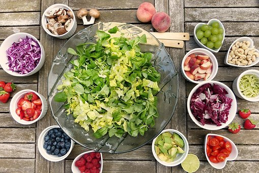 lekka dieta owocowo warzywna w warszawie